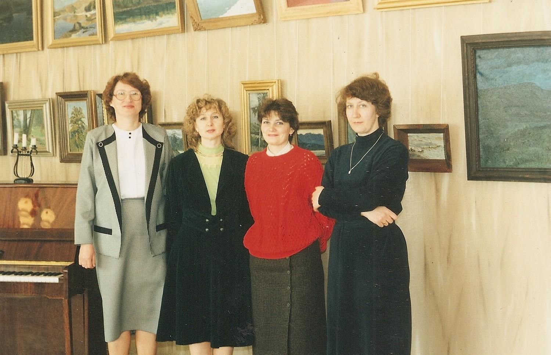 фото преподавателей